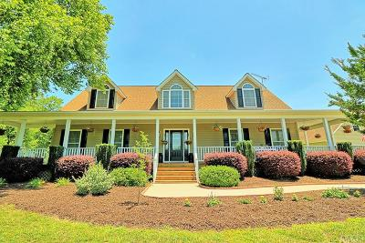 Currituck County Single Family Home Under Contract: 110 Priddy Farm Road