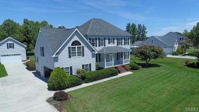 Currituck County Single Family Home For Sale: 120 Nautical Lane
