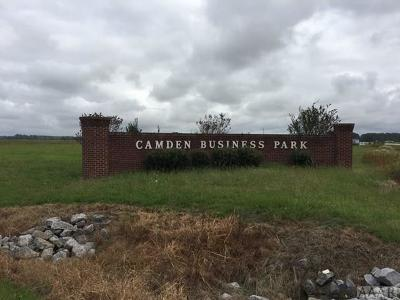 Camden County Commercial For Sale: 101 Investors Way