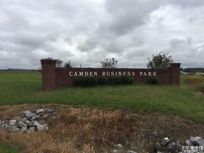 Camden County Land/Farm For Sale: 101 Investors Way
