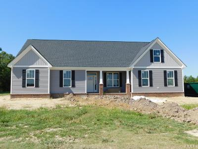 Camden County Single Family Home For Sale: 270 Keeter Barn Road
