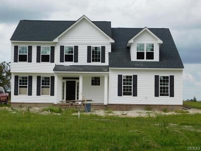 Camden County Single Family Home For Sale: 290 Keeter Barn Road