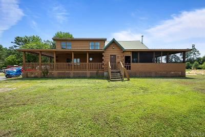 Camden County Single Family Home For Sale: 526 N Trotman Road
