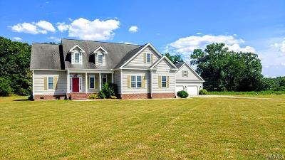Chowan County Single Family Home For Sale: 116 Yellow Hammer Road