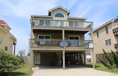 Dare County Single Family Home Under Contract: 2308 S Virginia Dare Trail