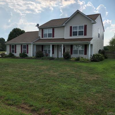 Camden County Single Family Home For Sale: 101 Waterway Court