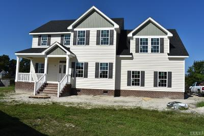 Pasquotank County Single Family Home For Sale: 111 Chancey Drive