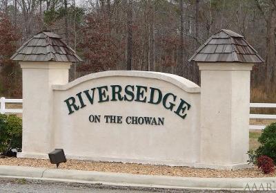 Hertford County Land/Farm For Sale: Riversedge Drive