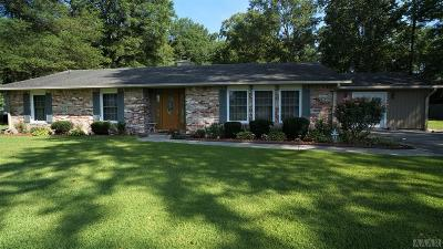 Camden County Single Family Home For Sale: 150 Keeter Barn Road