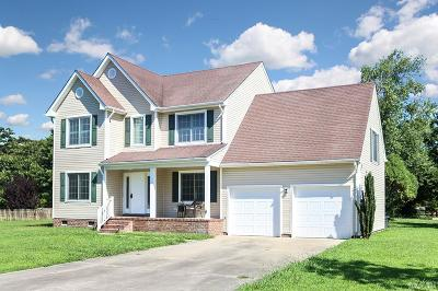 Moyock NC Single Family Home Under Contract: $294,900