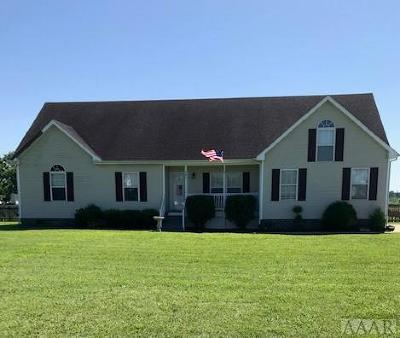 Camden County Single Family Home Under Contract: 609 S Hwy 343
