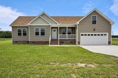 Camden County Single Family Home For Sale: 135 Bailey Circle