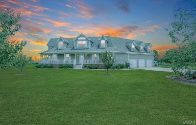 Currituck County Single Family Home Under Contract: 337 Woodleigh Road
