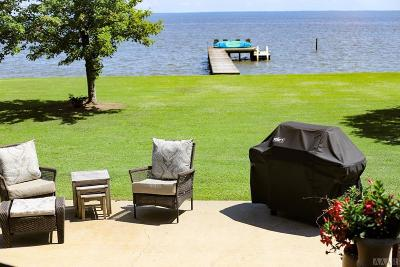 Perquimans County Single Family Home For Sale: 409 Goose Nest Lane