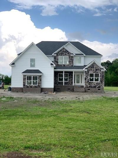 Moyock NC Single Family Home For Sale: $535,000
