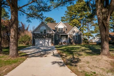 Currituck County Single Family Home For Sale: 111 White Heron Drive