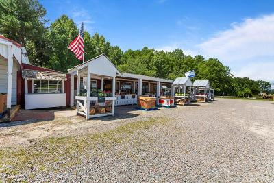 Currituck County Commercial For Sale: 2604 Caratoke Hwy