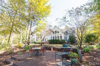 Perquimans County Single Family Home For Sale: 122 Perrys Cove Drive