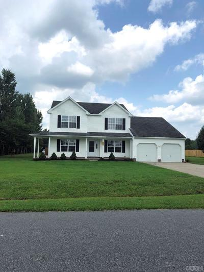 Camden County Single Family Home For Sale: 110 Pier Landing Loop