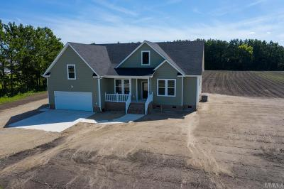 Camden County Single Family Home For Sale: 102 Keeter Barn Road