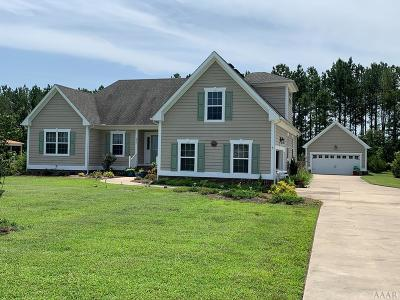 Moyock NC Single Family Home For Sale: $349,900