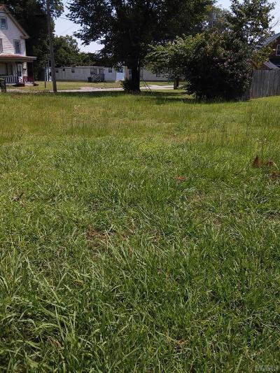 Perquimans County Land/Farm For Sale: 415 Market Street