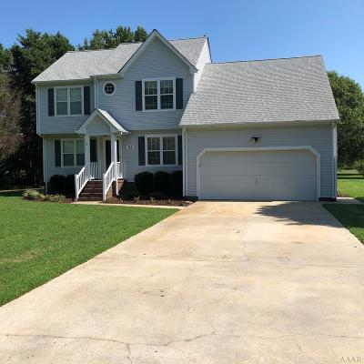 Moyock NC Single Family Home For Sale: $299,000