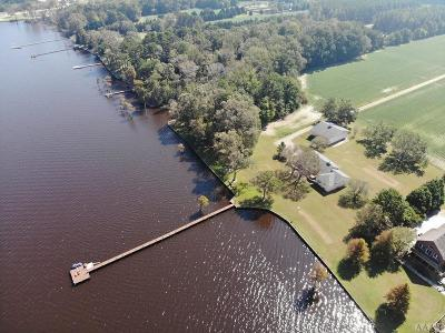 Currituck County Single Family Home For Sale: 1681 Tulls Creek Road