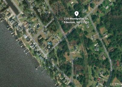 Chowan County Land/Farm For Sale: 220 Montpelier Drive