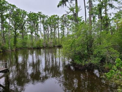 Perquimans County Land/Farm For Sale: Lot 2 Canaan Place
