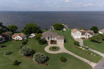 Currituck County Single Family Home For Sale: 209 Fentress Drive