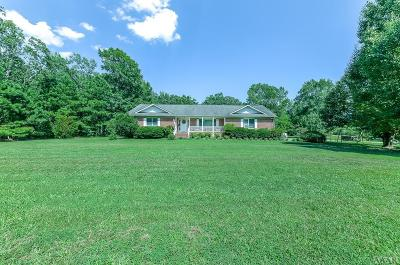Camden County Single Family Home For Sale: 137 Baybreeze Dr