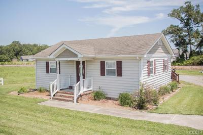 Currituck County Single Family Home For Sale: 231 Caratoke Hwy