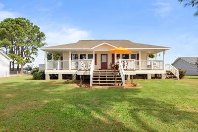 Perquimans County Single Family Home For Sale: 119 Webb Street