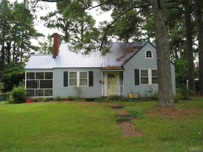 Washington County Single Family Home For Sale: 106 Country Club Drive