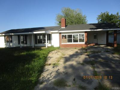 Camden County Single Family Home For Sale: 160 Sand Hills Road