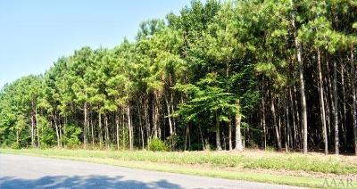 Chowan County Land/Farm For Sale: 125 Osprey Drive