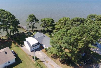 Perquimans County Single Family Home For Sale: 123 Webb Street