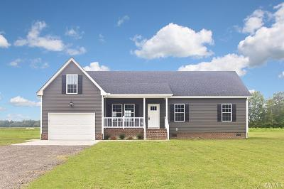 Camden County Single Family Home For Sale: 294 Sleepy Hollow Road