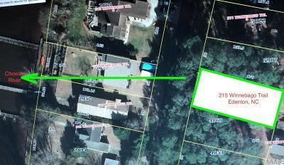 Chowan County Land/Farm For Sale: 215 Winnebago Trail