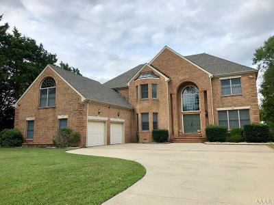 Pasquotank County Single Family Home For Sale: 300 Breezewood Drive