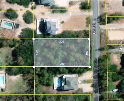 Currituck County Land/Farm For Sale: 1215 E Coral Lane