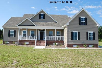 Camden County Single Family Home For Sale: 148 McPherson Road