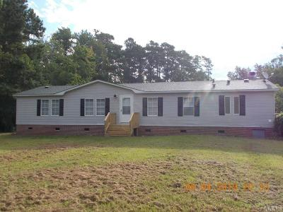 Currituck County Single Family Home Under Contract: 155 Harbinger Ridge Road