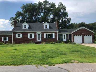 Camden County Single Family Home For Sale: 409 McBride Street