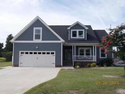 Currituck County Single Family Home For Sale: 107 Whispering Pines Court