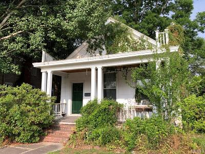 Perquimans County Single Family Home For Sale: 215 N Church Street