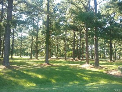 Perquimans County Land/Farm For Sale: Stono Circle