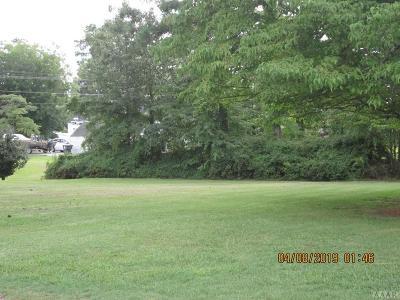 Perquimans County Land/Farm For Sale: 606 Gaston Drive