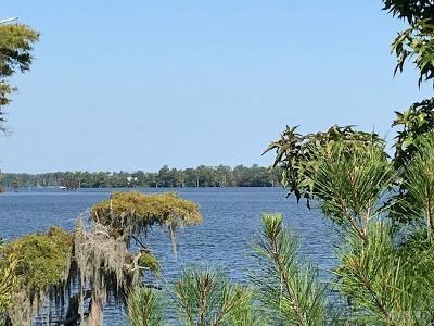 Chowan County Land/Farm For Sale: 129 Shipyard Creek Road